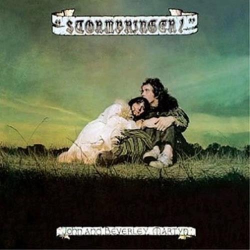 John & Beverley Martyn Stormbringer CD album (CDLP) UK J3LCDST337733