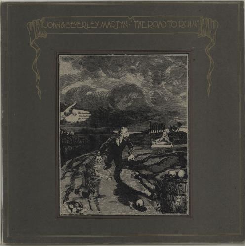 John & Beverley Martyn The Road To Ruin - 1st vinyl LP album (LP record) UK J3LLPTH172634