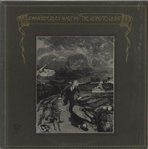 John & Beverley Martyn The Road To Ruin vinyl LP album (LP record) US J3LLPTH661493
