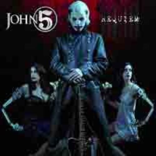 John 5 Requiem CD album (CDLP) UK JN5CDRE435150