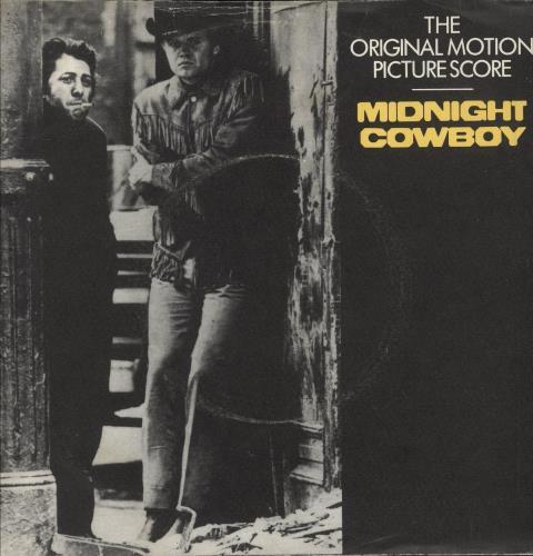 "John Barry (Composer) Midnight Cowboy 7"" vinyl single (7 inch record) UK JBY07MI512097"