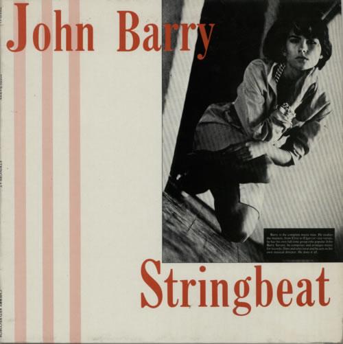 John Barry (Composer) String Beat vinyl LP album (LP record) UK JBYLPST612739