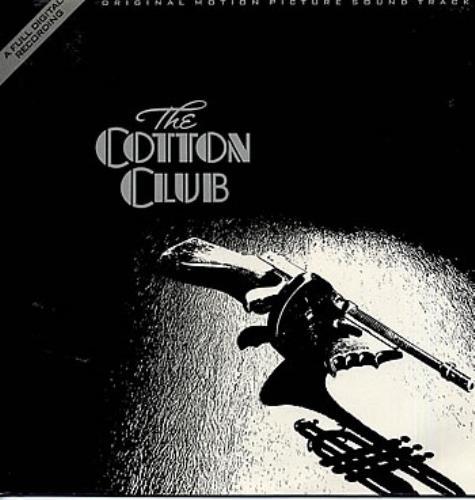 John Barry (Composer) The Cotton Club vinyl LP album (LP record) UK JBYLPTH287929