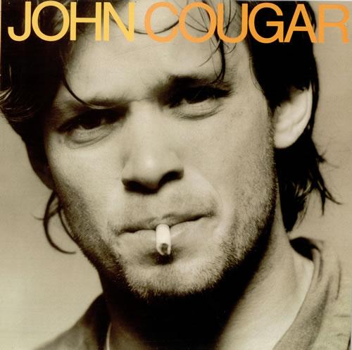 John Cougar Mellencamp John Cougar Uk Vinyl Lp Album Lp