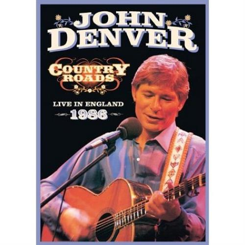 Annie S Song Fly Away: John Denver Country Roads: Live In England 1986 UK DVD