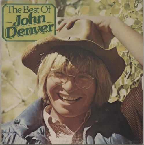 John Denver The Best Of John Denver vinyl LP album (LP record) UK DNVLPTH230180