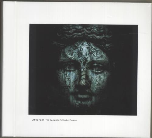 John Foxx The Complete Cathedral Oceans - Numbered - Sealed 5-LP vinyl album record set UK JFX5LTH692721