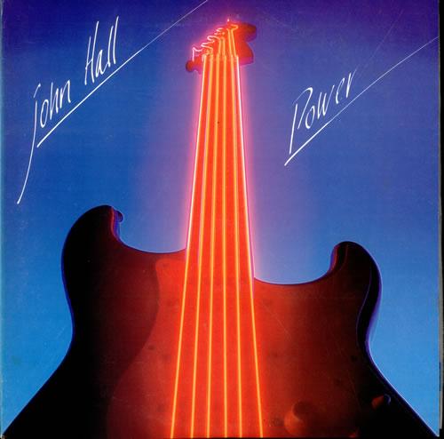 John Hall Power vinyl LP album (LP record) Japanese J2JLPPO513957