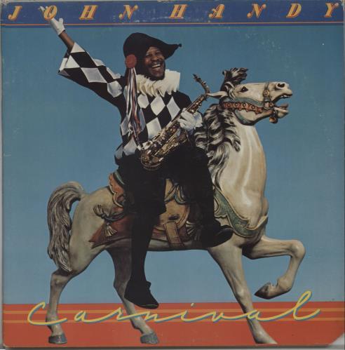 John Handy Carnival vinyl LP album (LP record) US JH6LPCA404552