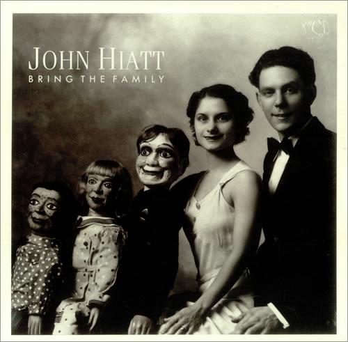 John Hiatt Bring The Family - Sealed vinyl LP album (LP record) UK J-HLPBR450727