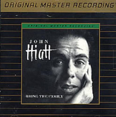 John Hiatt Bring The Family CD album (CDLP) US J-HCDBR263673
