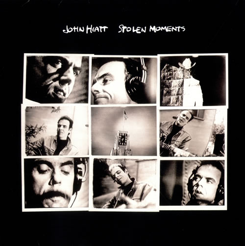 John Hiatt Stolen Moments vinyl LP album (LP record) UK J-HLPST508754