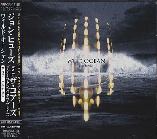 John Hughes Wild Ocean CD album (CDLP) Japanese JHUCDWI364977