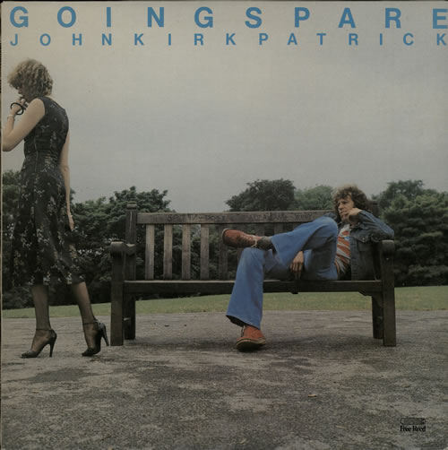 John Kirkpatrick Going Spare vinyl LP album (LP record) UK J6LLPGO565090