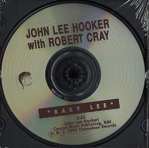 "John Lee Hooker Baby Lee CD single (CD5 / 5"") US JLHC5BA359111"