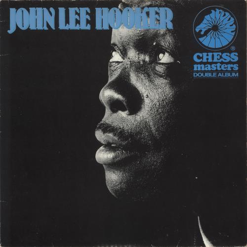 John Lee Hooker John Lee Hooker 2-LP vinyl record set (Double Album) UK JLH2LJO514754