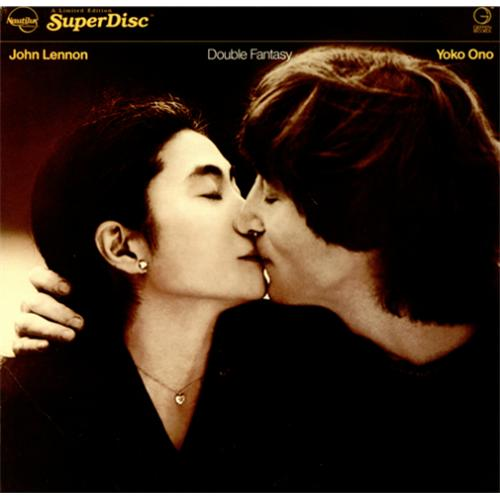 John Lennon Double Fantasy - Half-Speed Mastered vinyl LP album (LP record) US LENLPDO104427