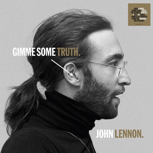 John Lennon Gimme Some Truth - 4LP Box - Sealed Vinyl Box Set UK LENVXGI753966