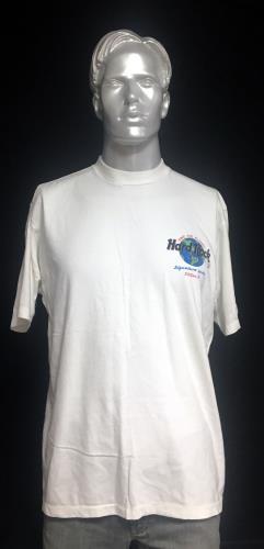 John Lennon Hard Rock Cafe Signature Series Edition II t-shirt UK LENTSHA681420