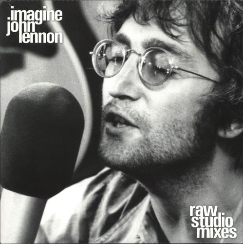 John Lennon Imagine (Raw Studio Mixes) - RSD19 - 180gm Vinyl vinyl LP album (LP record) UK LENLPIM718535