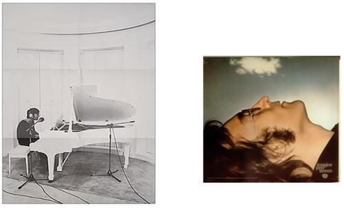 John Lennon Imagine Poster Vinyl LP Album Record US LENLPIM530744
