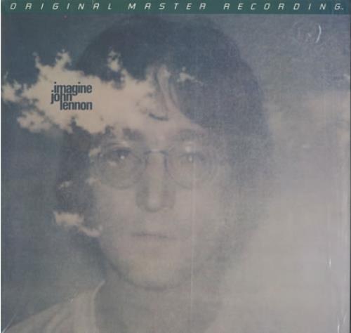 John Lennon Imagine - 180gm - Sealed vinyl LP album (LP record) US LENLPIM390261
