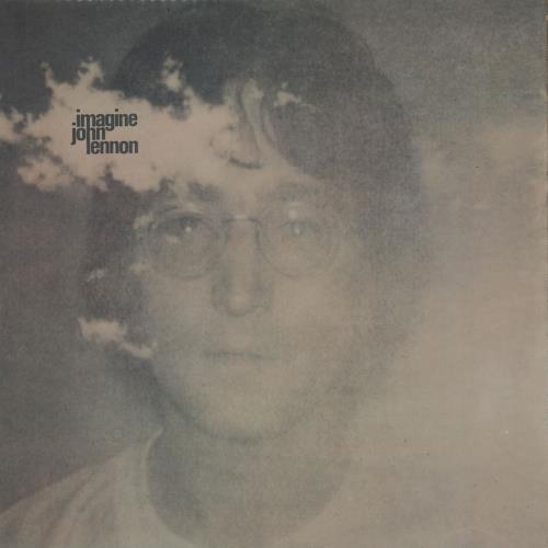 John Lennon Imagine - Complete - EX vinyl LP album (LP record) UK LENLPIM566240