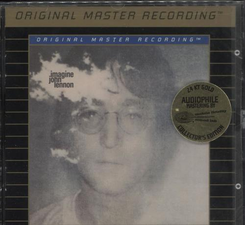 John Lennon Imagine - Sealed CD album (CDLP) US LENCDIM258674
