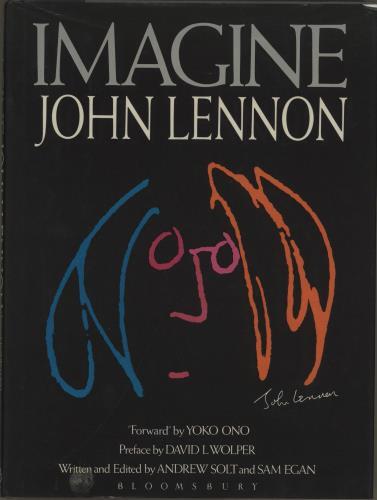 John Lennon Imagine: The Life Of John Lennon book UK LENBKIM373141