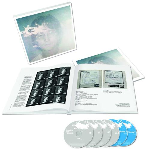 John Lennon Imagine: The Ultimate Collection box set UK LENBXIM705879