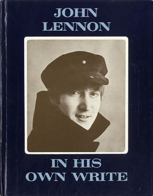 John Lennon In His Own Write - 5th book UK LENBKIN591088