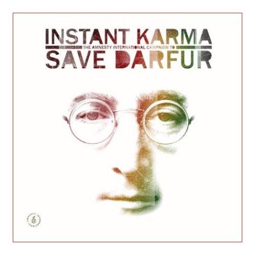 John Lennon Instant Karma: The Amnesty Internation Campaign... 2 CD album set (Double CD) UK LEN2CIN403354
