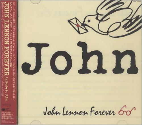 John Lennon John Lennon Forever 2 CD album set (Double CD) Japanese LEN2CJO377346
