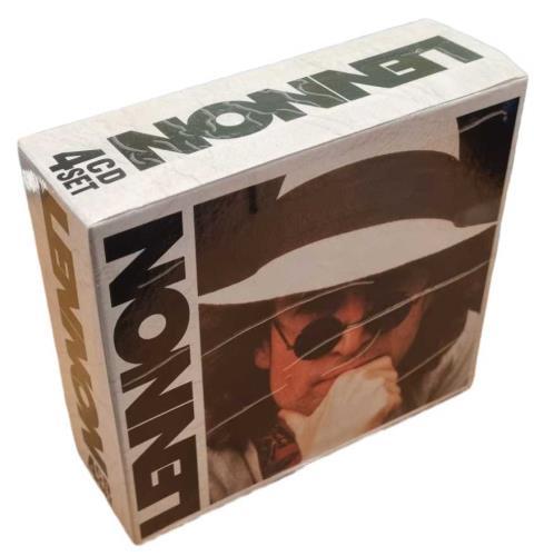 John Lennon Lennon German 4 Cd Album Set 401543