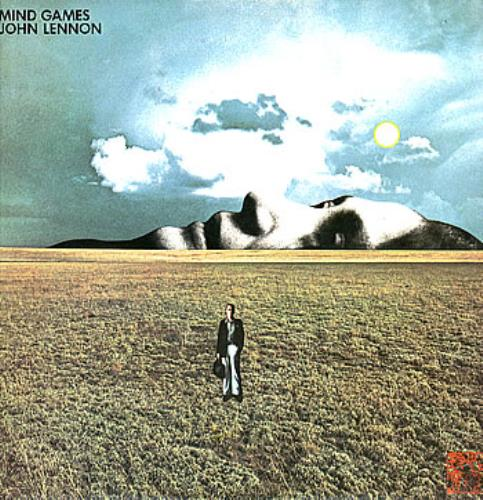 John Lennon Mind Games Uk Vinyl Lp Album Lp Record 273191