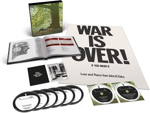 John Lennon Plastic Ono Band (The Ultimate Mixes) - Super Deluxe [6CD+2Blu-Ray] CD Album Box Set UK LENDXPL767955