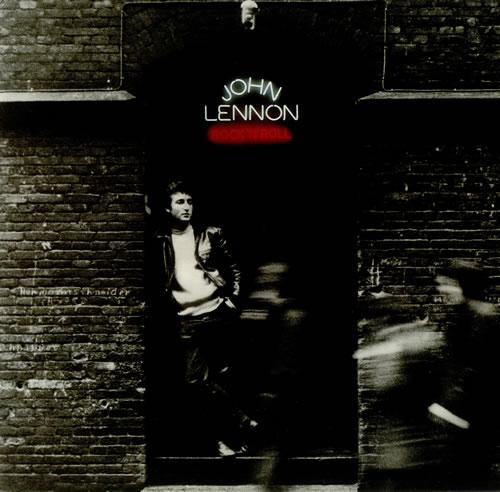 John Lennon Rock 'n' Roll - 2nd vinyl LP album (LP record) UK LENLPRO273193