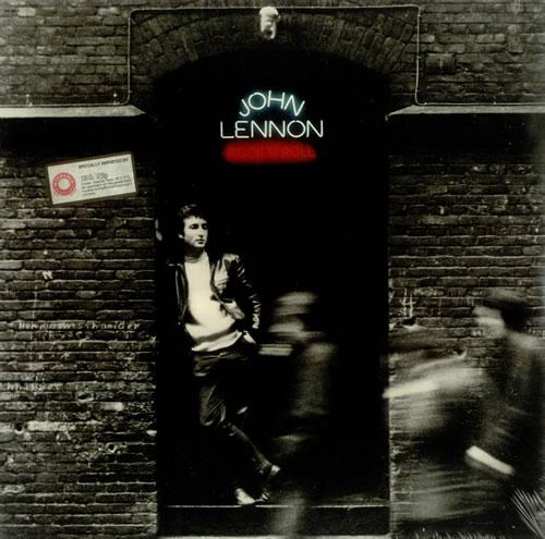 John Lennon Rock N Roll Sealed Us Vinyl Lp Album Lp