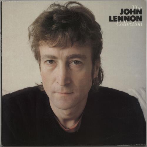 John Lennon The John Lennon Collection vinyl LP album (LP record) UK LENLPTH287802