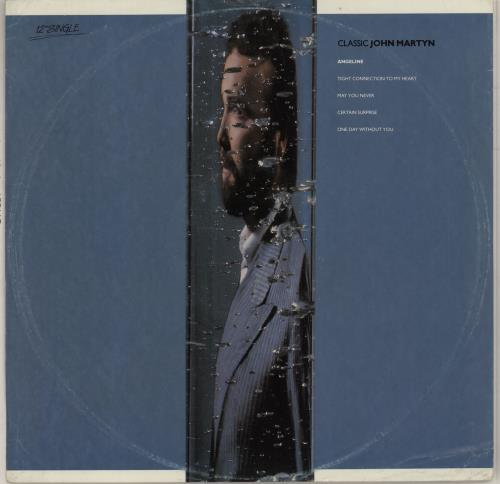 "John Martyn Classic John Martyn - Promo stickered 12"" vinyl single (12 inch record / Maxi-single) Australian JMY12CL754018"