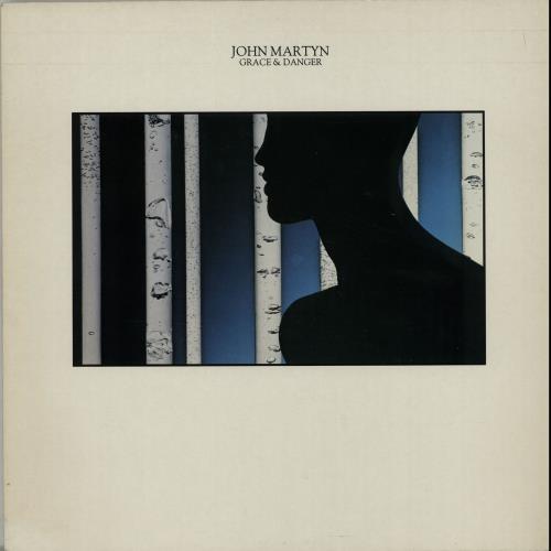 John Martyn Grace & Danger - 2nd vinyl LP album (LP record) UK JMYLPGR645478