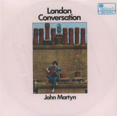 John Martyn London Conversation CD-R acetate UK JMYCRLO679829