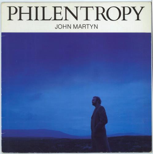 John Martyn Philentropy vinyl LP album (LP record) UK JMYLPPH171378