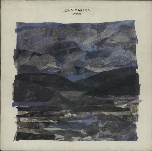 John Martyn Sapphire - 2nd vinyl LP album (LP record) UK JMYLPSA679475