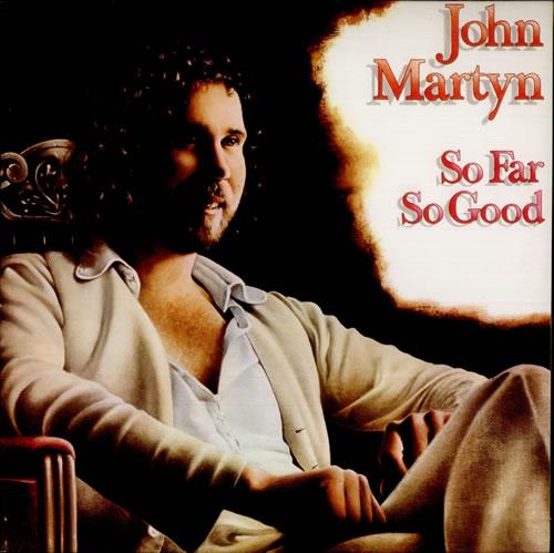 John Martyn So Far So Good - 3rd vinyl LP album (LP record) UK JMYLPSO518650