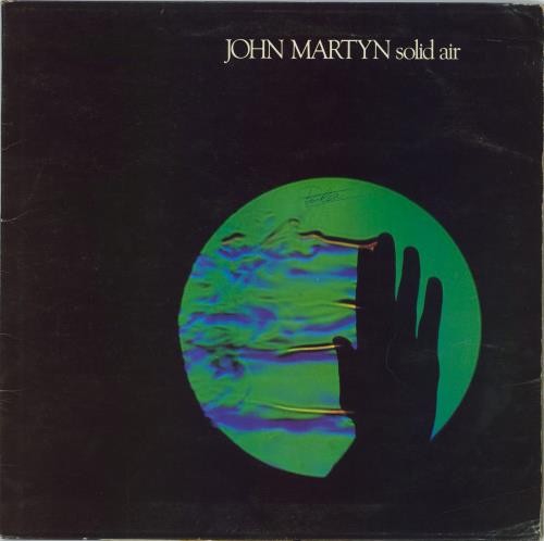 John Martyn Solid Air - 1st - VG WOS vinyl LP album (LP record) UK JMYLPSO655088