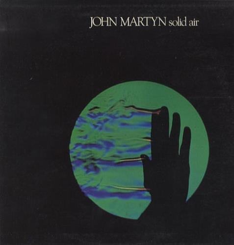 John Martyn Solid Air - 1st vinyl LP album (LP record) UK JMYLPSO149869