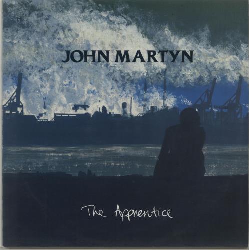 John Martyn The Apprentice vinyl LP album (LP record) Spanish JMYLPTH679256