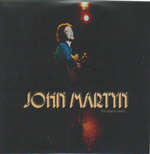 John Martyn The Island Years (Sampler) CD-R acetate UK JMYCRTH679826