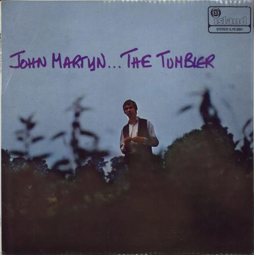 John Martyn The Tumbler - 1st vinyl LP album (LP record) UK JMYLPTH475718